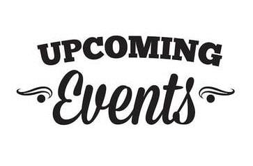 UPCOMING EVENTS! - DECKER'S CORNER